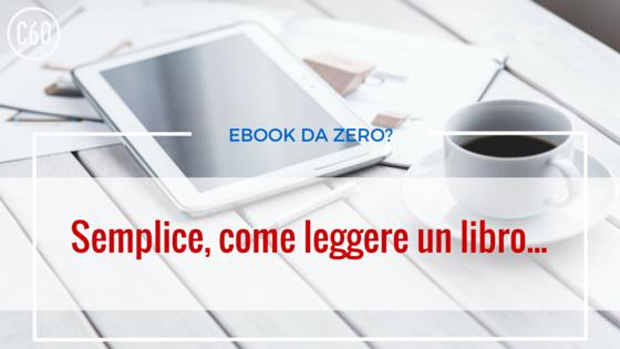 Come leggo l'ebook Corpo60 Leggere ebook su pc e utilizzare computer per leggere libri