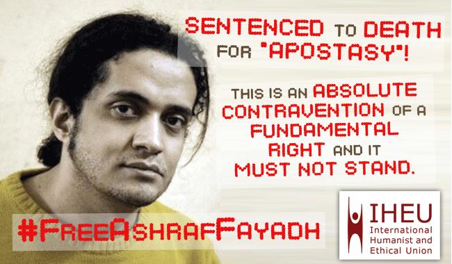 poeta condannato a morte Arabia Saudita