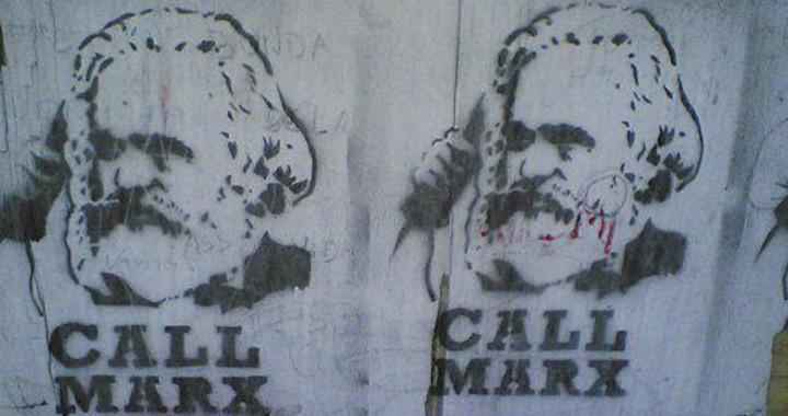 Call Marx Karl giornalista