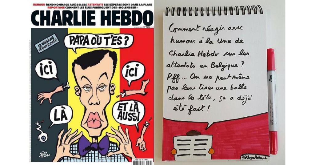 Charlie Hebdo Bruxelles attentati alla libertà di espressione