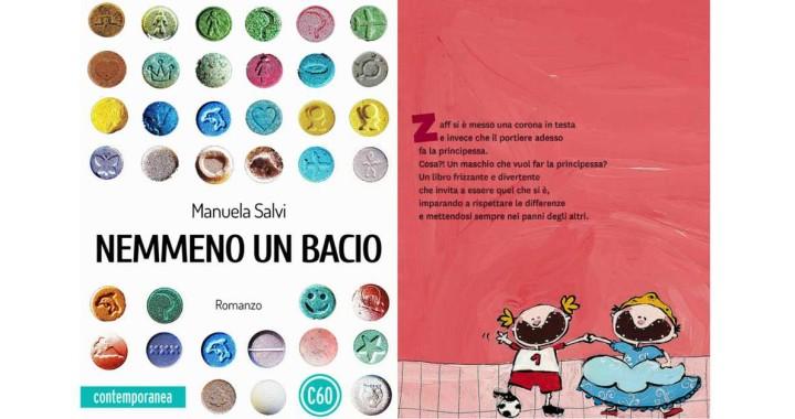 Nemmeno un bacio Manuela Salvi storyteller contro la censura